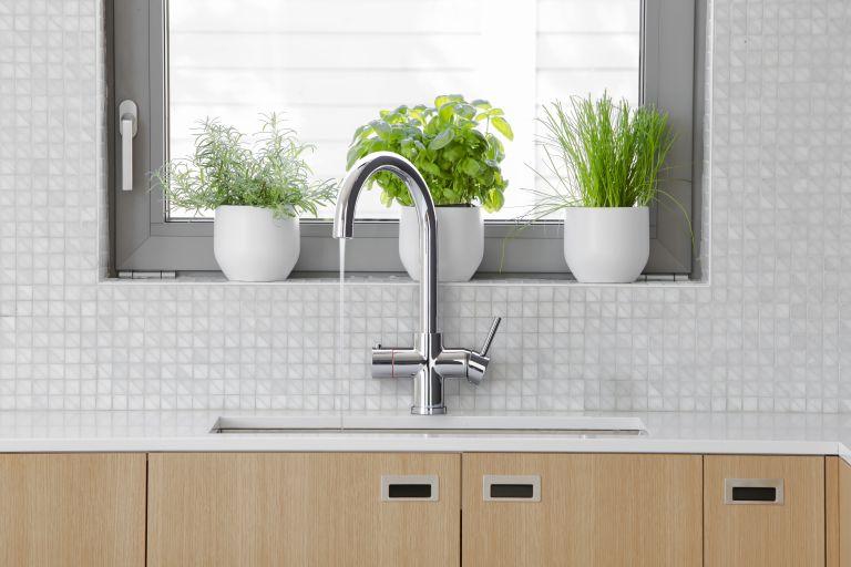 INTU best boiling water tap