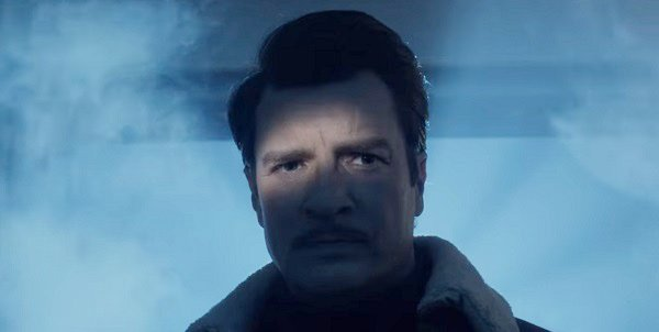 Jacques Snicket Nathan Fillion A Series Of Unfortunate Events Netflix
