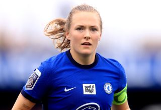 Magda Eriksson hails mental strength of Chelsea squad ahead of European final