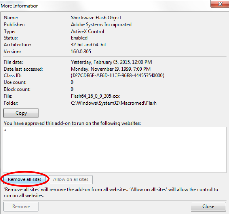 How to Set Adobe Flash Player to Click-to-Run | Tom's Guide