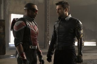 The Falcon and The Winter Soldier season finale is in April!