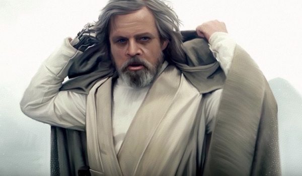 Image result for luke skywalker the force awakens