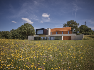 a paragraph 79 house in the lincolnshire wolds