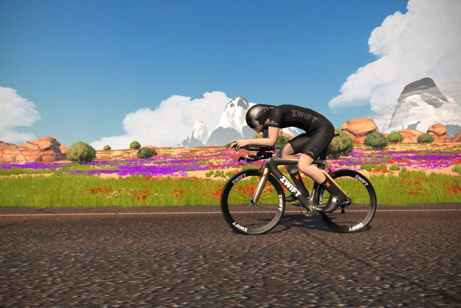 Zwift unveils 'Fuego Flats' course to suit sprinters and