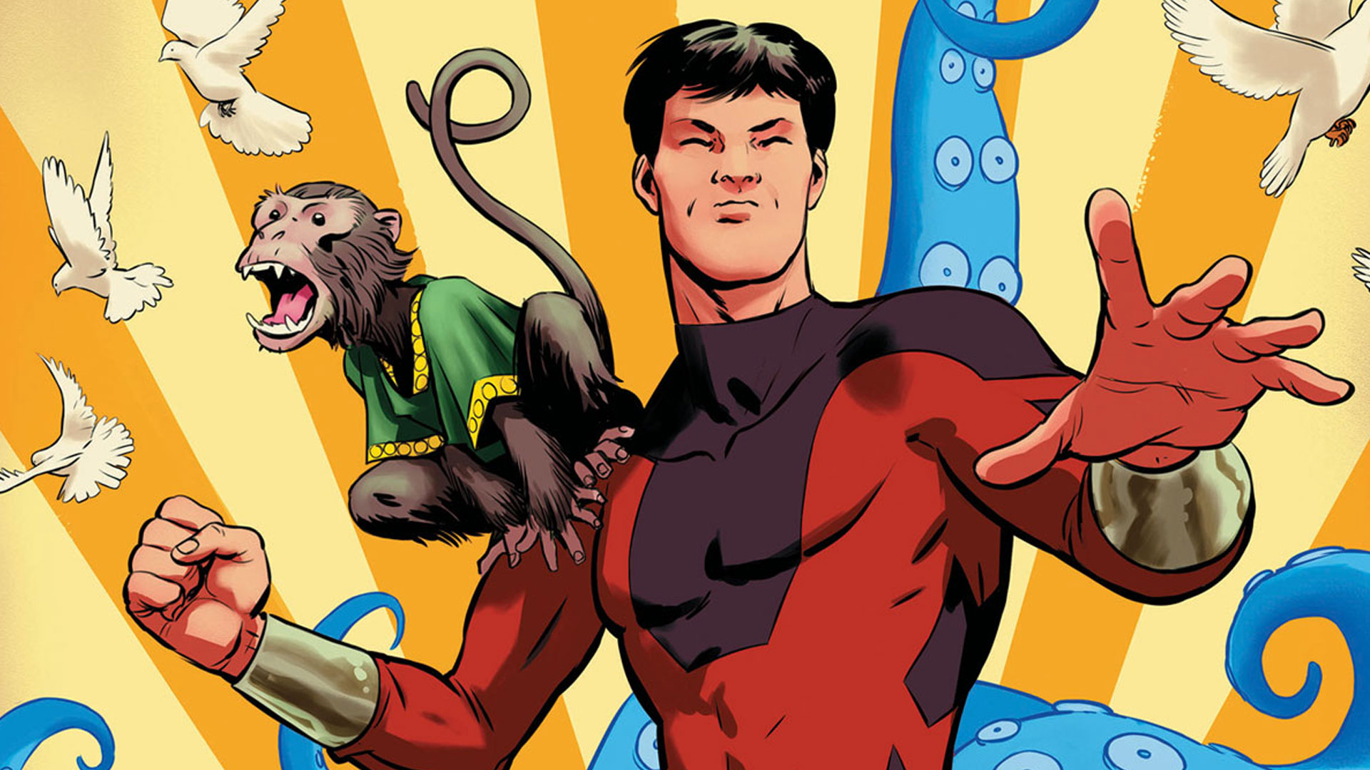Who Is Shang Chi And What Are The 10 Rings Gamesradar