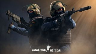 Counter-Strike Global Offensive Title Card