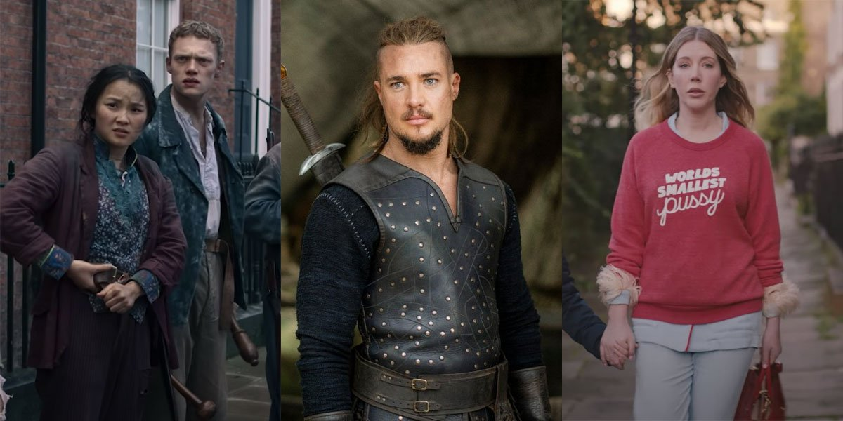 The Duchess, The Last Kingdom and The Irregulars