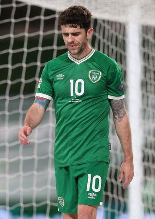 Republic of Ireland v Bulgaria – UEFA Nations League – Group B4 – Aviva Stadium