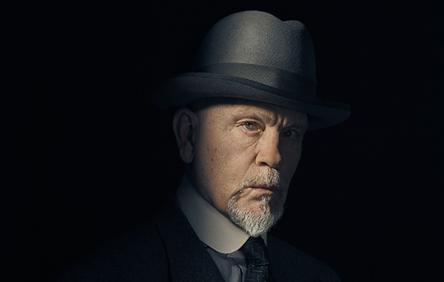 John Malkovich playing Hercule Poirot in BBC's adaptation of The ABC Murders - next up for the BBC is The Pale Horse