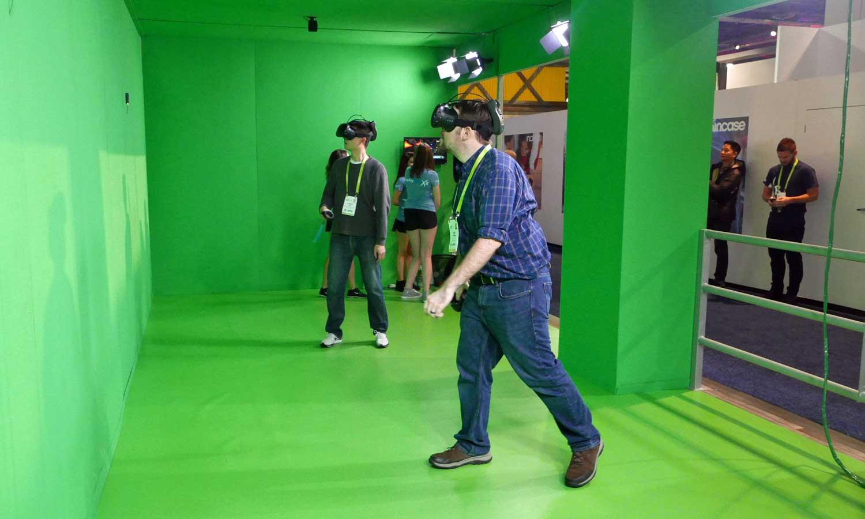 DisplayLink Showed Me How Good Multiplayer VR Can Be | Tom's