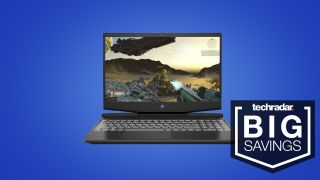 This Affordable Hp Gaming Laptop Is Now Even Cheaper For Boxing Day Techradar