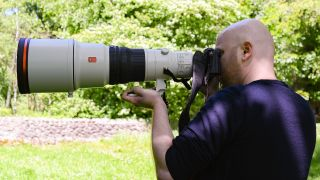 Hands on: Sony FE 600mm f/4 GM OSS review