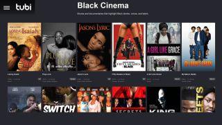 Tubi TV Black cinema