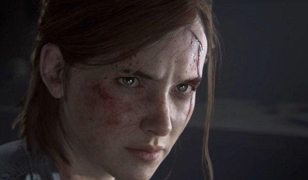 Ellie in The Last of Us Part 2