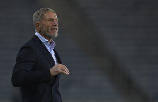 Stuart Baxter coach of Kaizer Chiefs