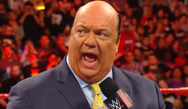 Paul Heyman WWE