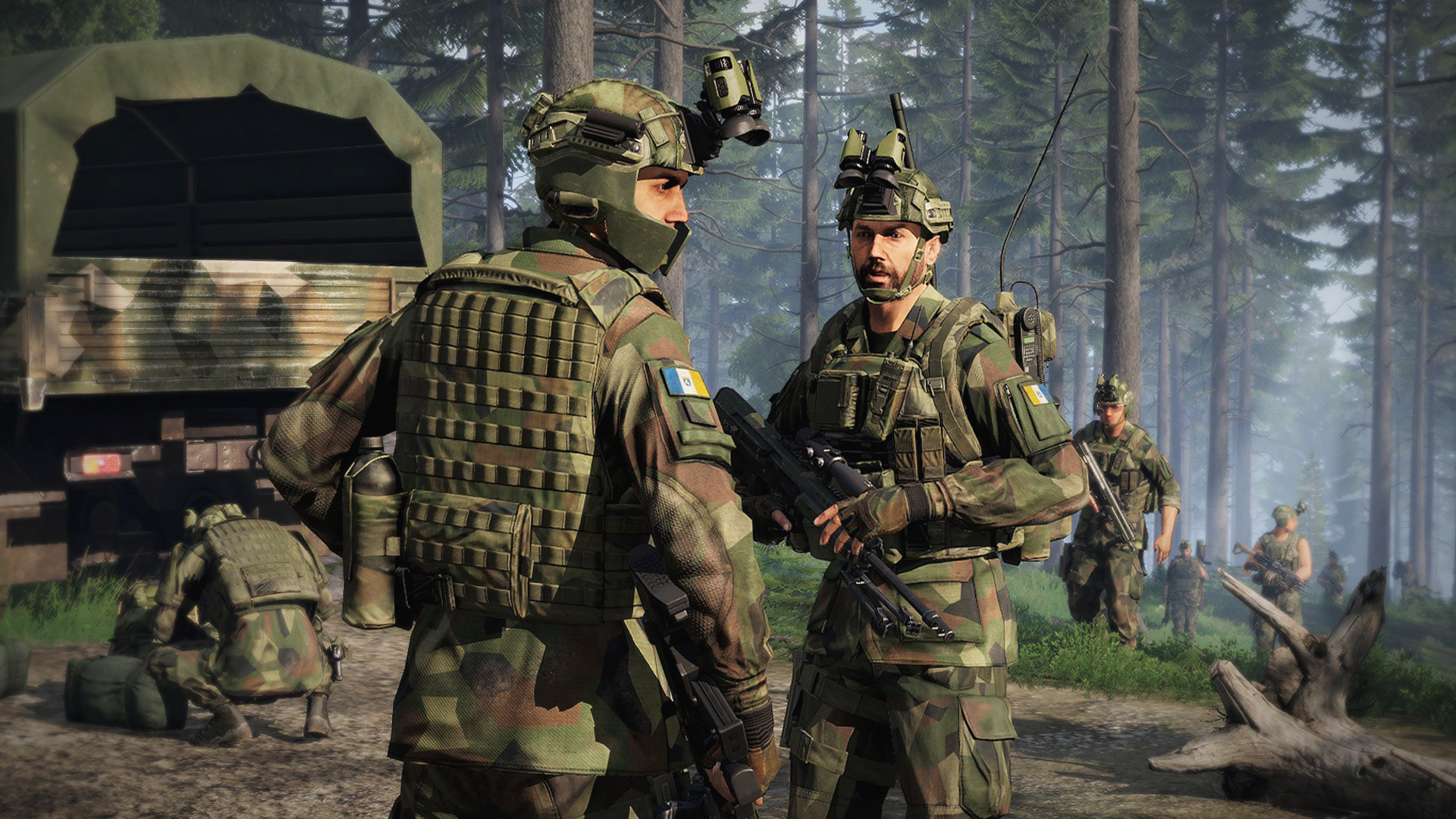 Tencent buys a piece of Arma developer Bohemia Interactive