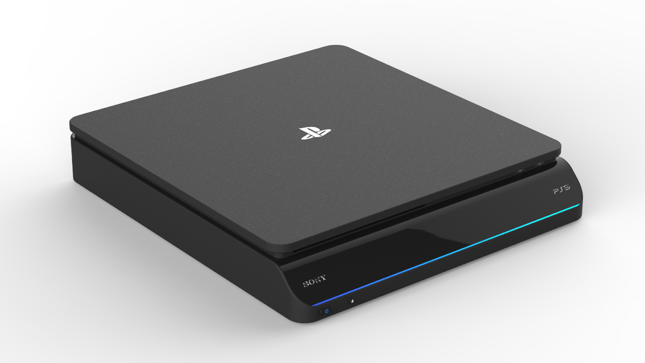 Is This The Sony Playstation 5 You Would Buy T3