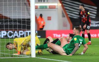 AFC Bournemouth v Preston North End – Sky Bet Championship – Vitality Stadium