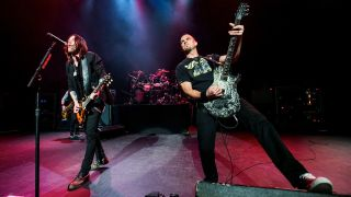 Myles Kennedy and Mark Tremonti