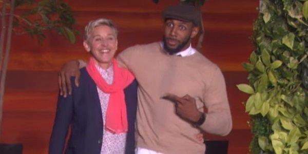 Ellen DeGeneres DJ tWitch Ellen
