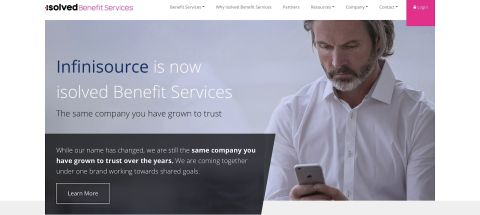 isolved Benefit Services review