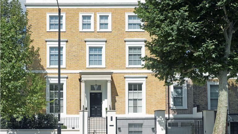 Art Deco interior design tips, London property for sale