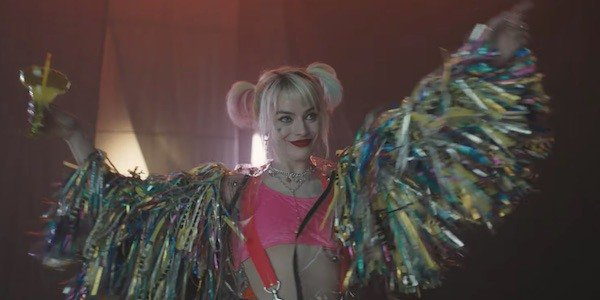 Harley in Birds of Prey's promo video