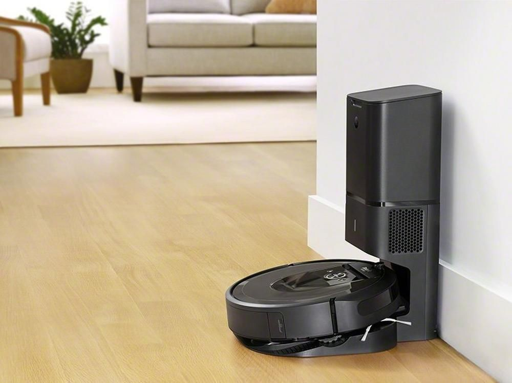 Killer Deal: Take $102 Off the iRobot Roomba i7+