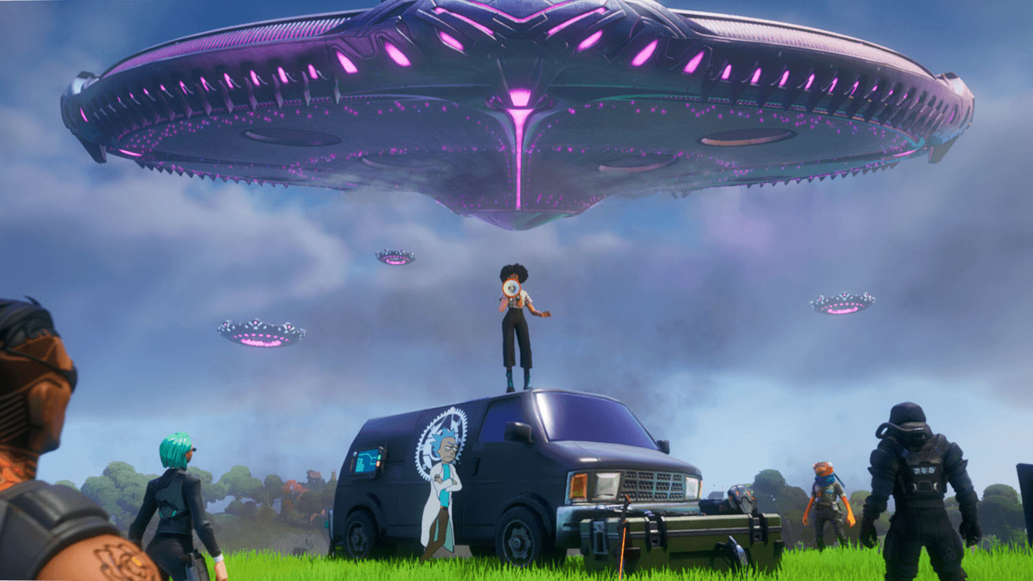 How To Skip Fortnite Intro Season 6 Here S What You Should Know About Fortnite S New Ufo Themed Season Space