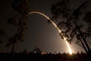 NPP Satellite Launch