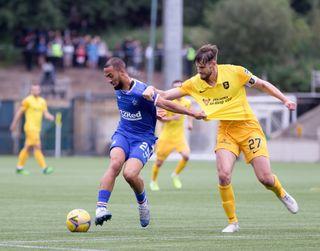 Livingston v Rangers – Scottish Premiership – Tony Macaroni Arena