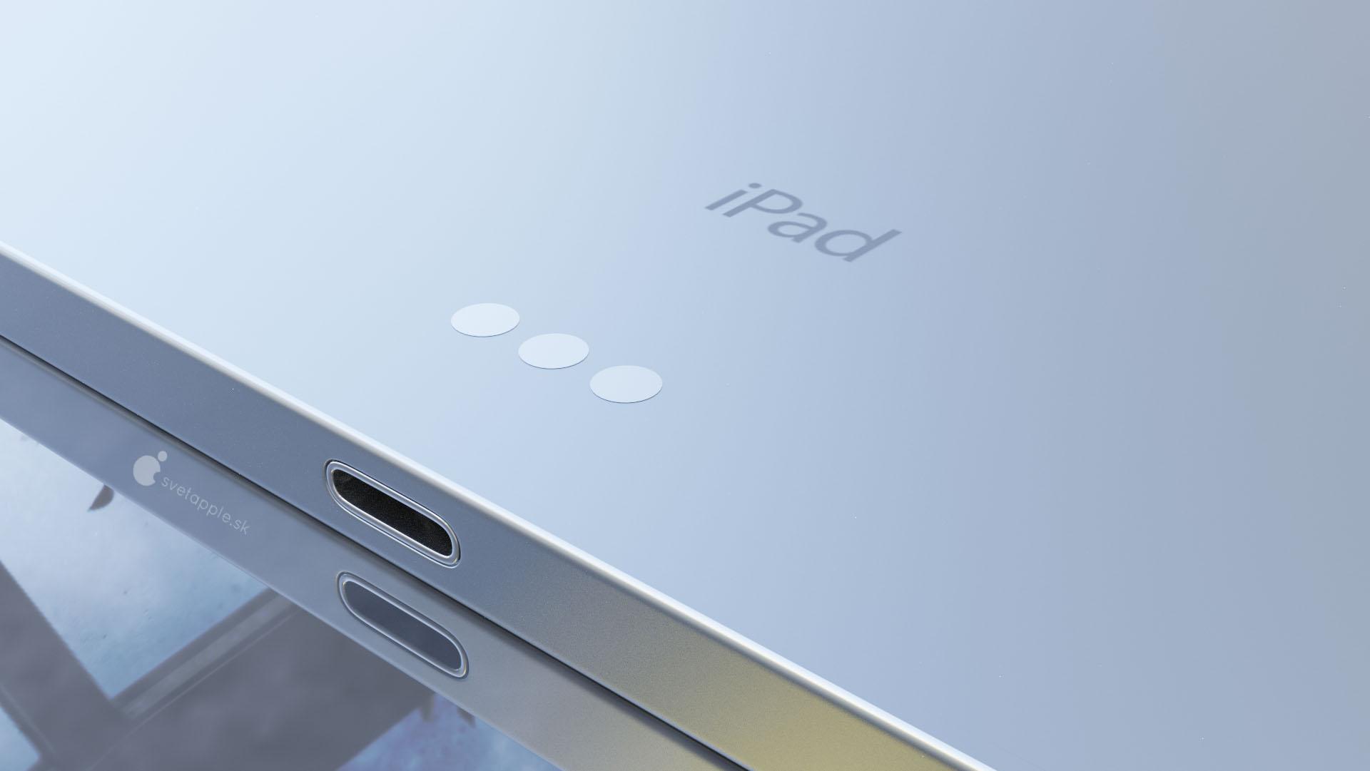 iPad Air 4 renders by Svetapple