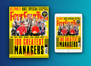 FourFourTwo 313 cover June 2020