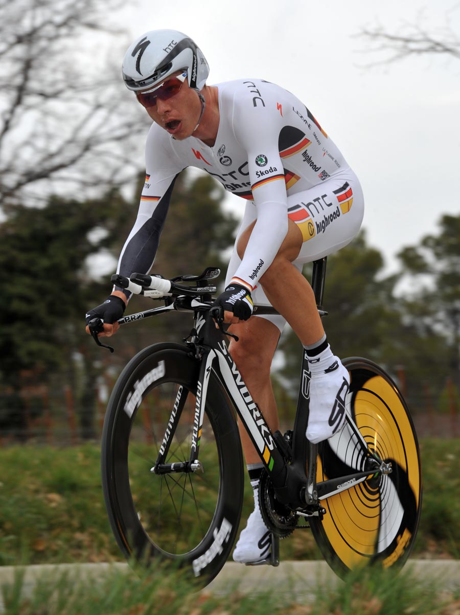 Tony Martin, Paris-Nice 2011, stage six TT