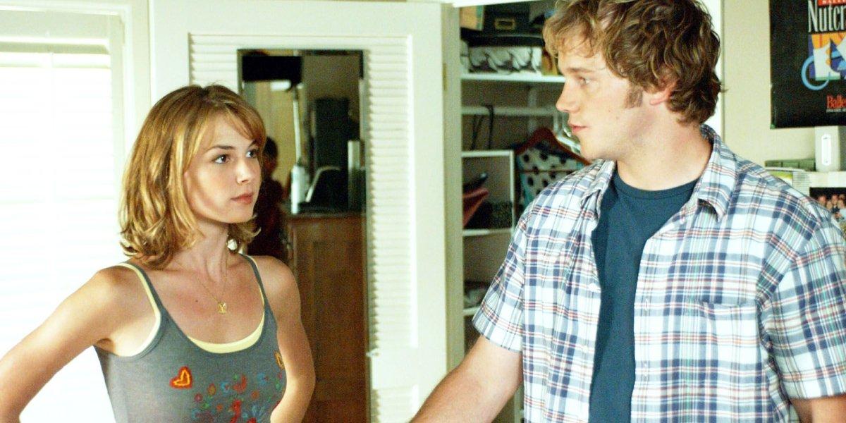 Emily VanCamp and Chris Pratt on Everwood