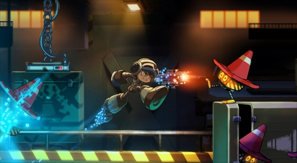 Mighty no 9 release date in Perth