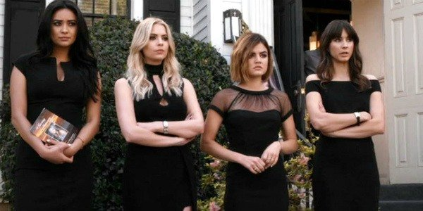 Pretty Little Liars cast Pretty Little Liars Freeform