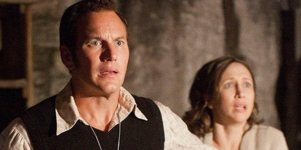 The Conjuring two people scared