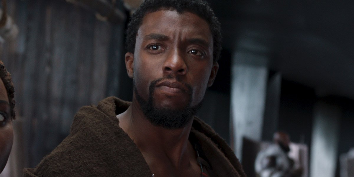 Chadwick Boseman And Black Panther Had A Beautiful Moment At The Golden Globes