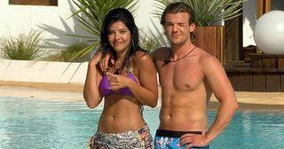 Cara and Nathan Love Island