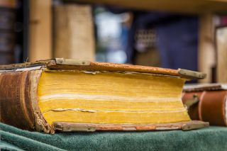 Old Yellow Book