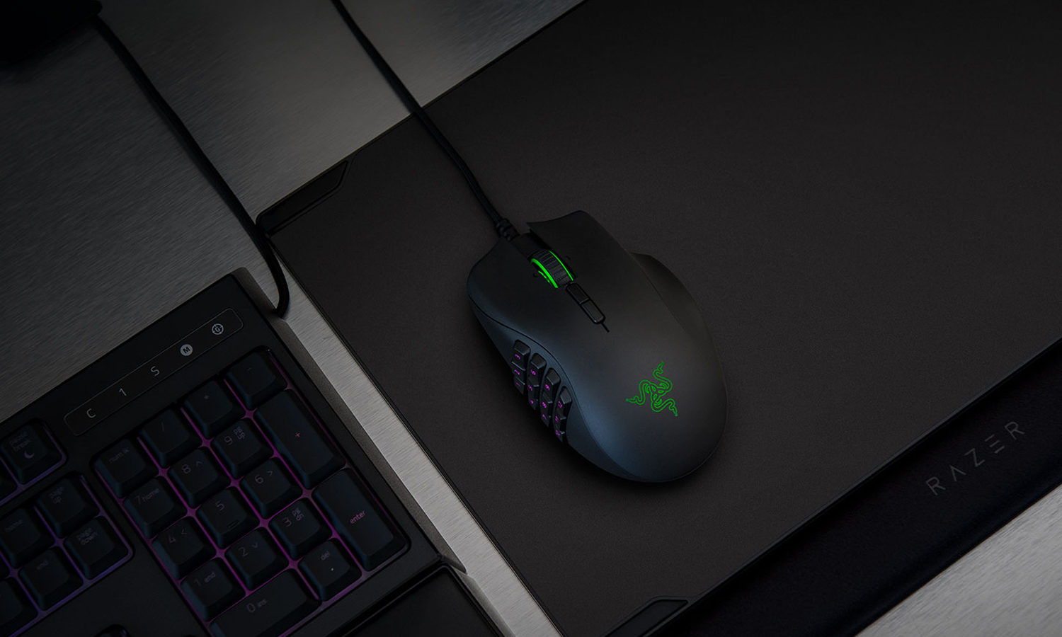 Razer Naga Trinity Review: Three Mice for the Price of One | Tom's Guide