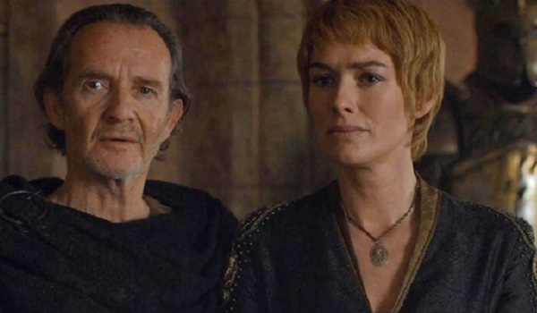 Qyburn And Cersei Game Of Thrones