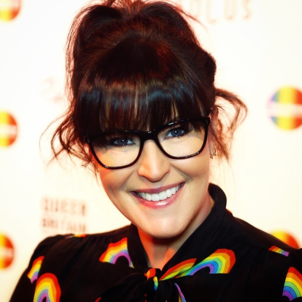 Anna Richardson, TV Presenter