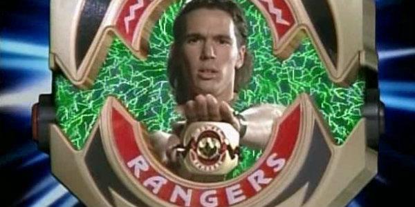 Tommy Oliver Green Ranger Morph