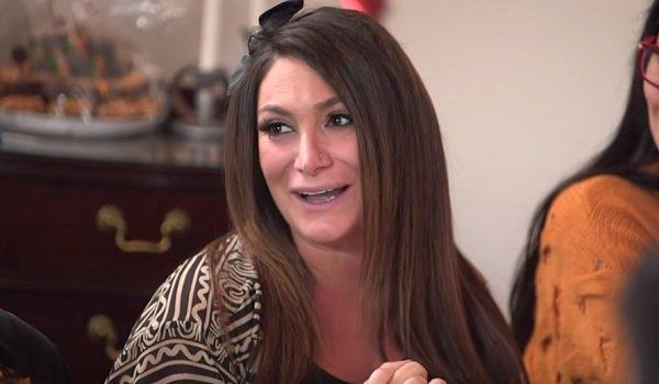 Deena Nicole Cortese Jersey Shore Family Vacation MTV