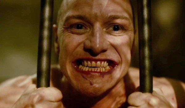 Split James McAvoy The Beasts breaks through the bars