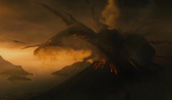 Rodan in Godzilla: King of the Monsters