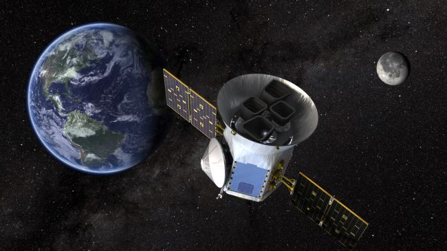 NASA's Transiting Exoplanet Survey Satellite (TESS) is on the search for planets outside our solar system, including those that could support life. The mission finds exoplanets that periodically block part of the light from their host stars — events called transits.